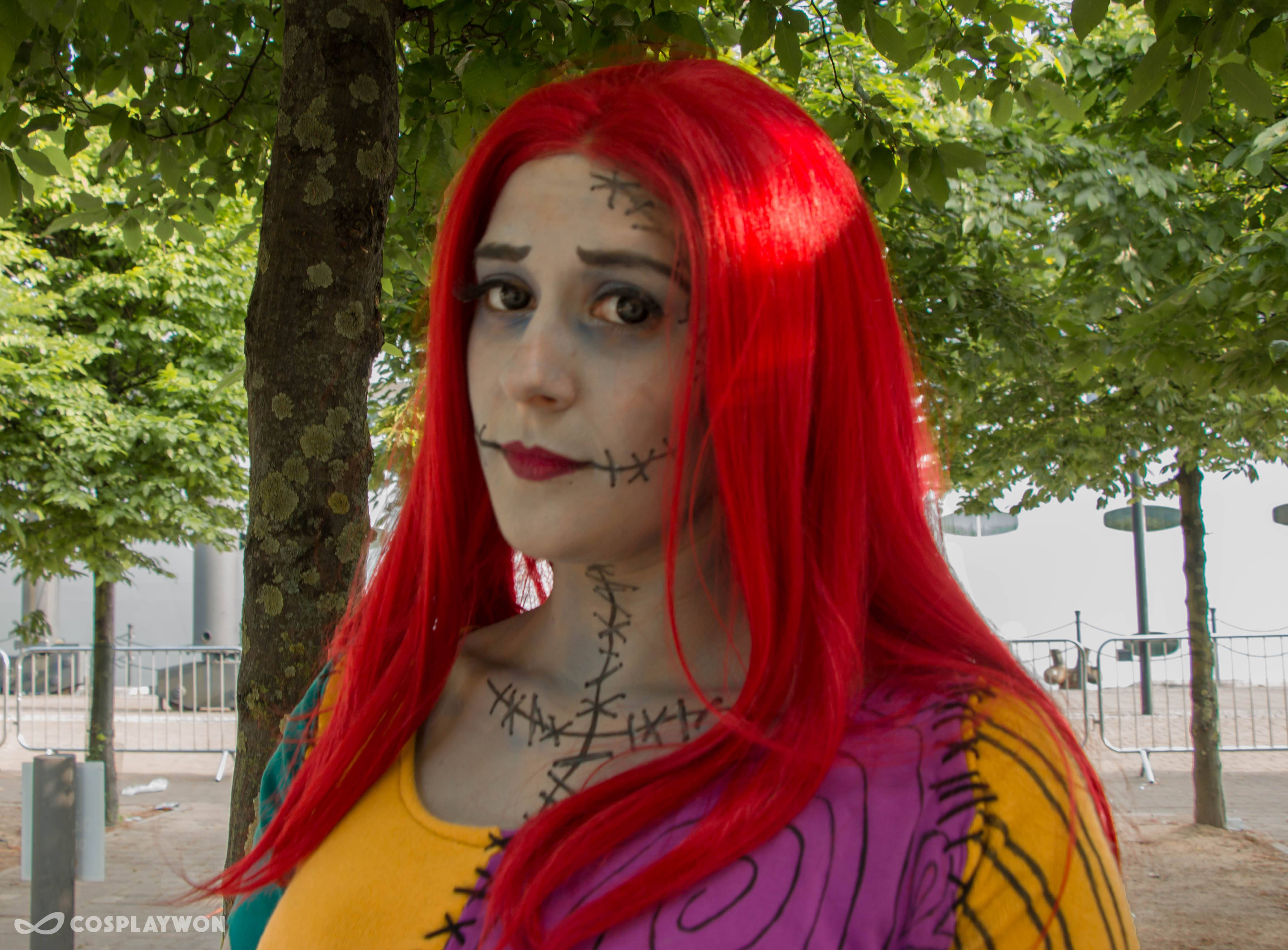 Sally Cosplay - Nightmare Before Christmas Cosplay - CosplayWon